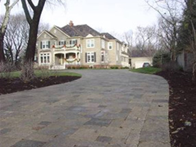 custom paver brick stoops