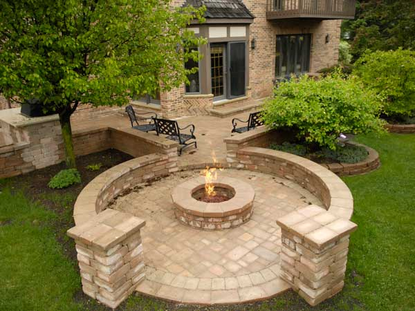 ... Patio; Old Quarry Prairie Fire Pit ...