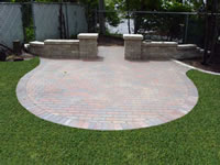 Holland Rustic Red Patio