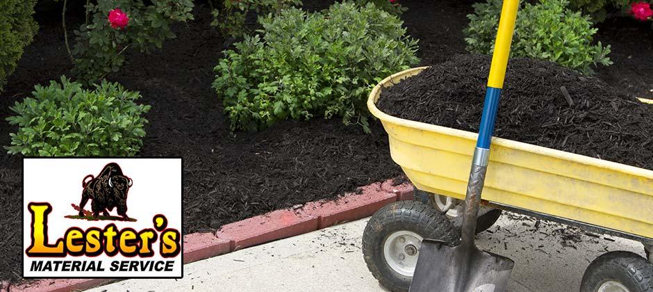 Topsoil Dirt Mulch Bulk Material Calculator